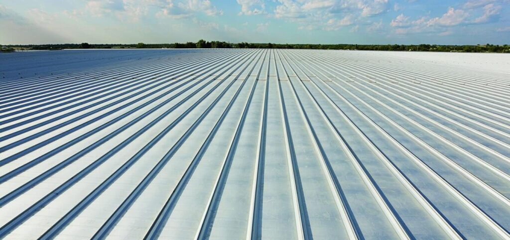 Corrugated Metal Roof-Quality Metal Roofing Crew of West Palm Beach