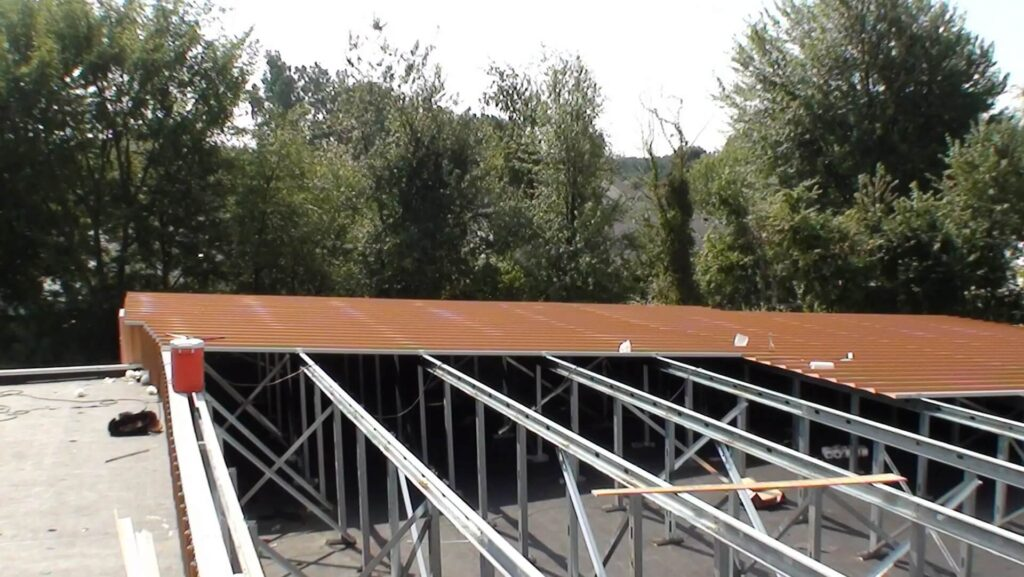 Re-roofing (Retrofitting) Metal Roofs-Quality Metal Roofing Crew of West Palm Beach